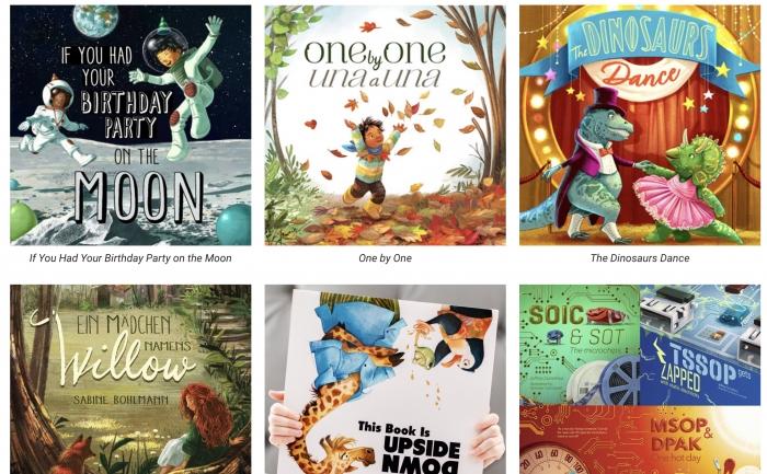 8 libri illustrati e decine di illustrazioni per bambini di Simona M. Ceccarelli