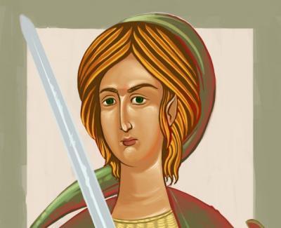 9 e oltre immagini bizantine di serie Tv, film e videogiochi
