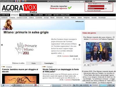 Agoravox.it