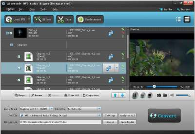 Aiseesoft DVD Audio Ripper