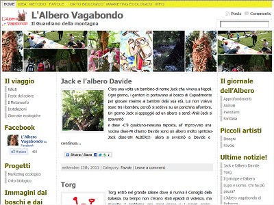 Alberovagabondo.it