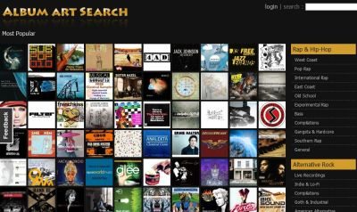 Album-art-search.com