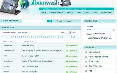 Albumwash.com
