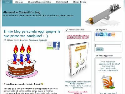Alessandrocosimetti.com