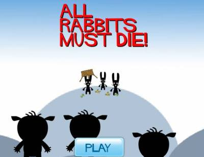 All Rabbits Must Die