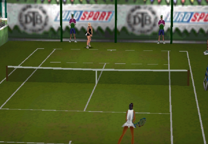 All Star Tennis per Nintendo 64