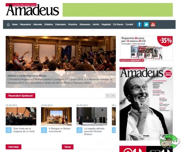 Amadeusonline.net