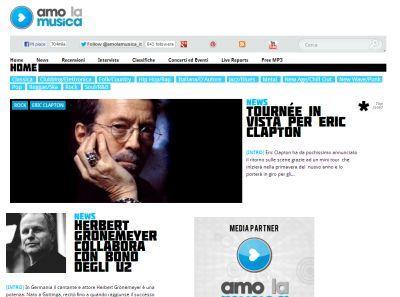 Amolamusica.com