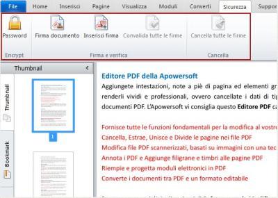 Apowersoft PDF Editor