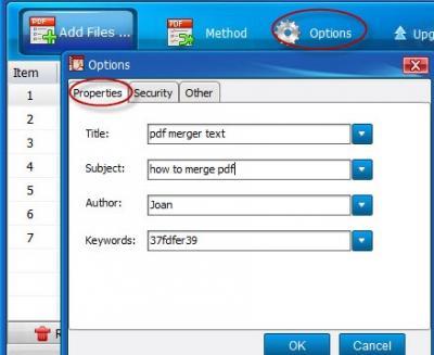 Apowersoft PDF Merger