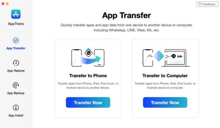 App Transfer