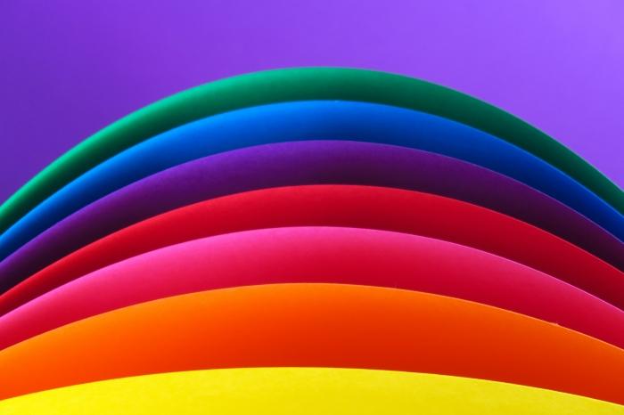 Arcobaleno Multi Colorato