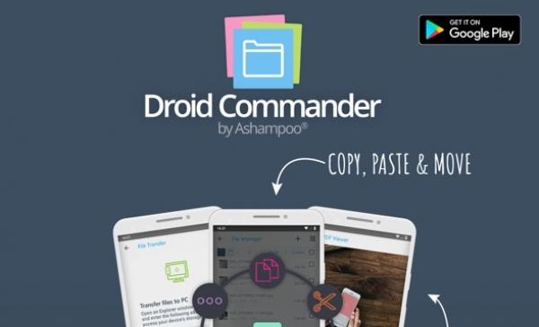 Ashampoo Droid Commander