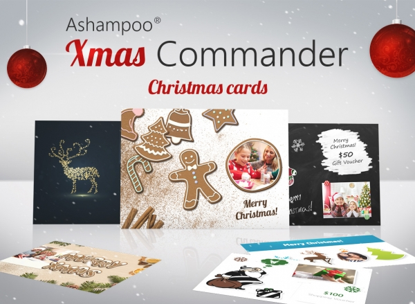Ashampoo Photo Commander Xmas Edition
