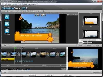 Ashampoo Slideshow Studio