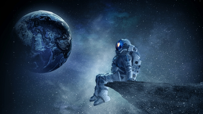Astronauta tra le stelle