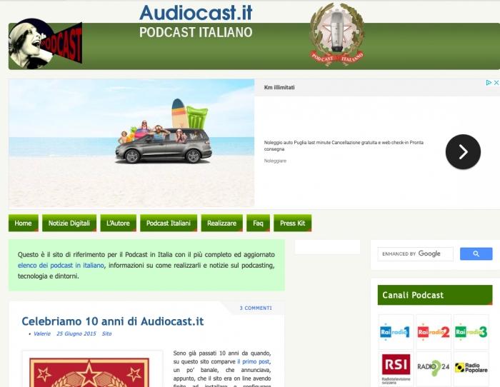 Audiocast.it