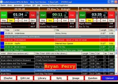 AudioEnhance Digital Playout System
