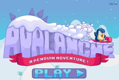 Avalanche Penguin Adventure