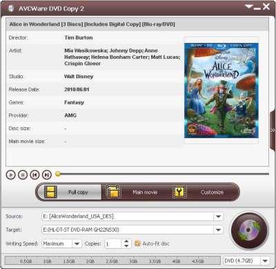 Avcware DVD Copy
