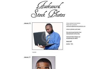Awkwardstockphotos.com