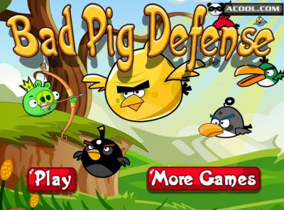 Bad Pig Defense
