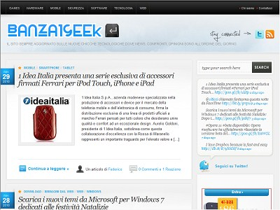 Banzaigeek.com