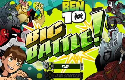 Ben 10 big battle