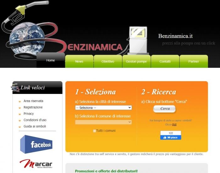 Benzinamica.it