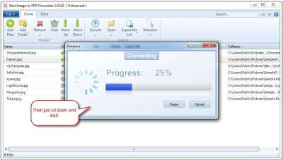 Best Image to PDF Converter