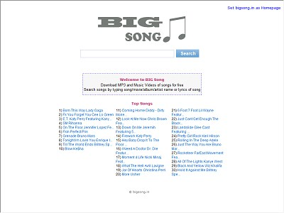 Bigsong.in