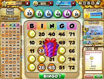 Blingo Bingo