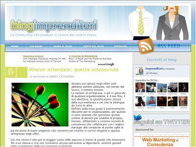 Blogimprenditori.it