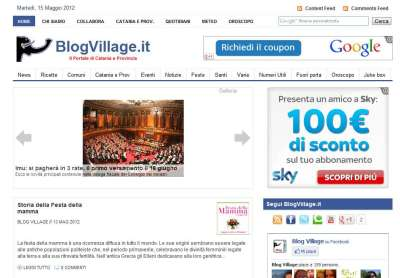 Blogvillage.it