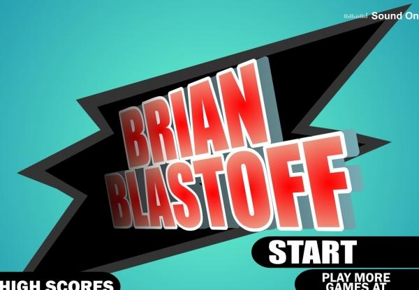 Brian BlastOff