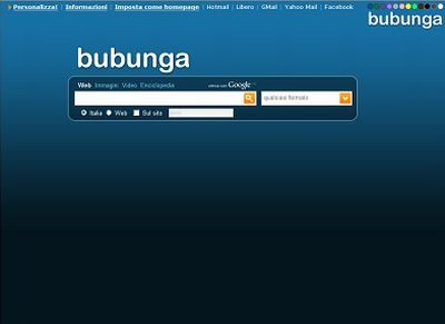 Bubunga.it