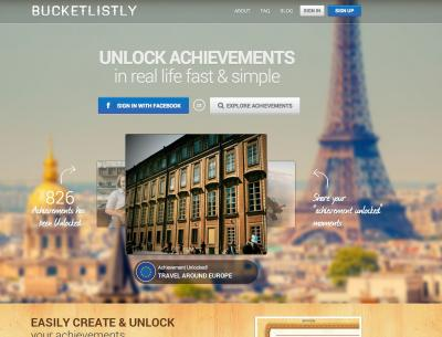Bucketlistly.com