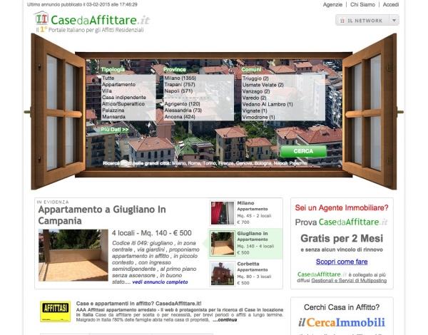 Casedaaffittare.it