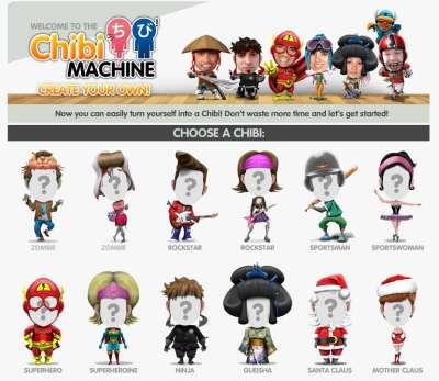 Chibi Machine
