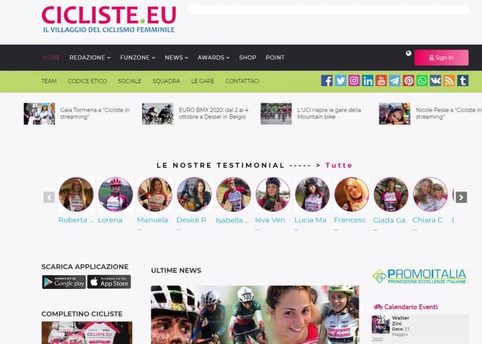 Cicliste.eu