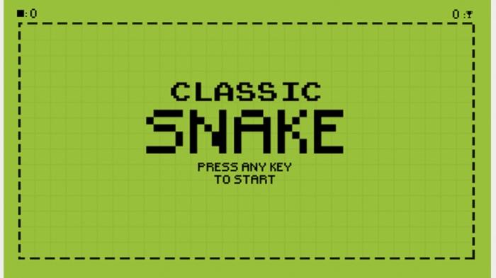 Classic Snake