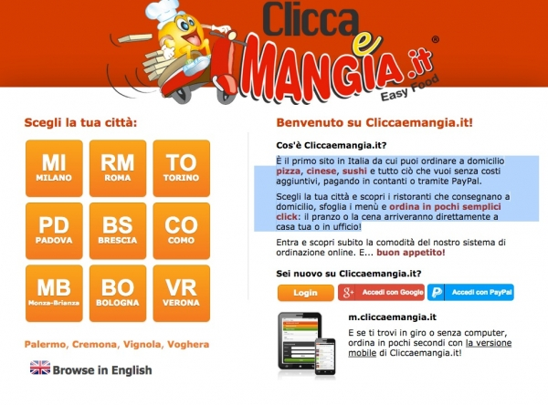 Cliccaemangia.it