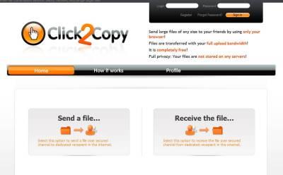 Clicktocopy