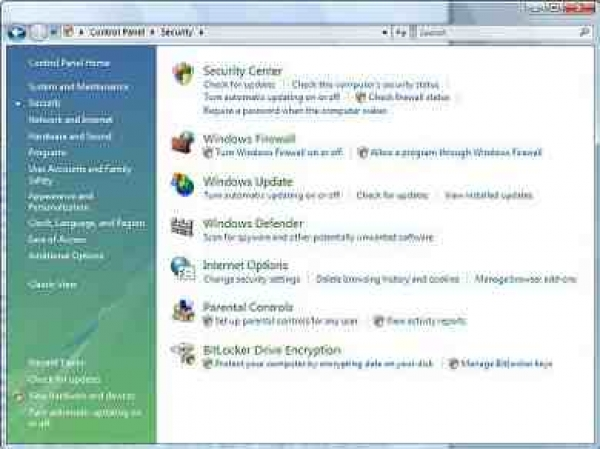 Come alleggerire e velocizzare Windows Vista