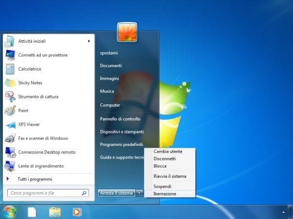 Come cancellare file hiberfil.sys su Windows