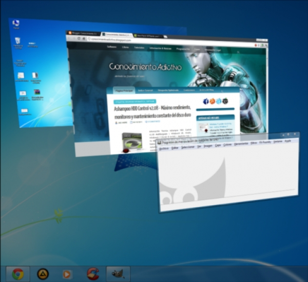 Come Disabilitare Aero Peek su Windows 7