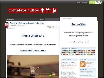 Comefaretutto.com