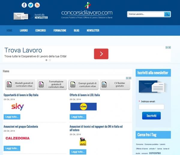 Concorsidilavoro.com