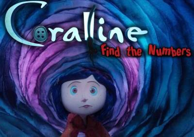 Coraline find the numbers