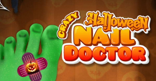 Crazy Nail Halloween Doctor